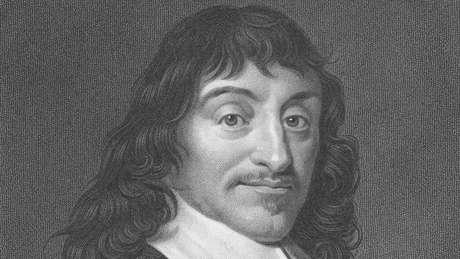 O filósofo francês René Descartes visitou a Suécia durante o reinado de Cristina
