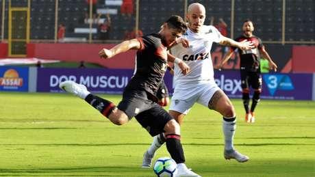 A tarde da equipe atleticana não foi boa em Salvador MAURICIA DA MATTA   EC  VITÓRIA 7635eff725425