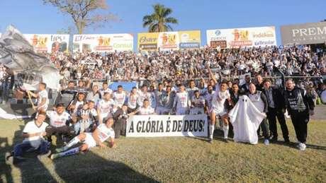 Neste domingo, o Operário venceu o Santa Cruz e garantiu sua classificação para disputar a Série B em 2019 (Divulgação/Operário)