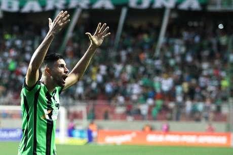 Gérson Magrão marcou pelo América-MG