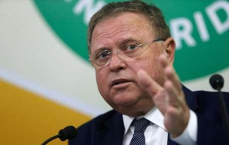 O atual ministro da Agricultura, Blairo Maggi, criticou a possível fusão dos ministérios