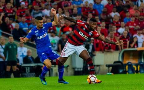 Jogo de ida (Libertadores): Flamengo 0x2 Cruzeiro - Maracanã