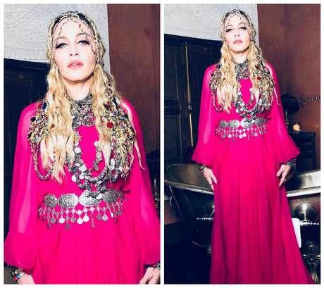 Madonna (Fotos: Reprodução/Instagram/@madonna)