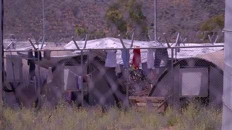 Governo grego diz não ter recursos para melhorar condições de vida no campo de refugiados