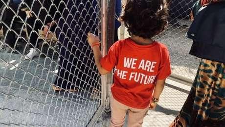 Crianças são as principais vítimas da superlotação do local