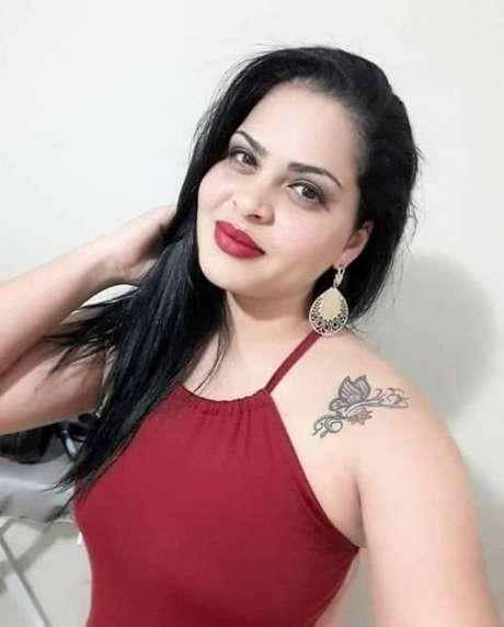 A técnica de enfermagem Ana Claudia Santos de Oliveira, morta a tiros no interior de São Paulo