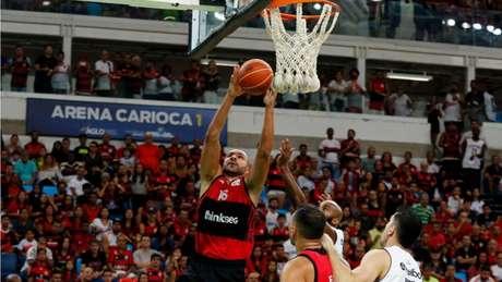 Time do Flamengo vai disputar primeira fase da Liga Sul-Americana em Montevidéu (Foto: Staff Images/Flamengo)