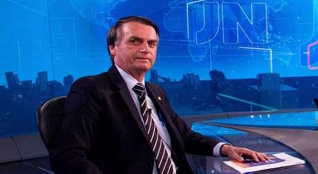 """Bolsonaro falou em """"bilhões"""" do governo à Globo sem especificar o período de seu cálculo"""