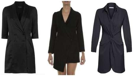 Da direita para a esquerda: vestidos Olympiah, na Farfetech, R$ 320; Kika Simonsen, na Dafiti, R$ 459,89; e 2Essencial, na Shop2gether, R$ 454,90.