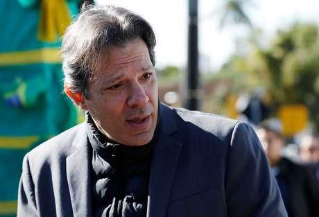 Fernando Haddad (PT) é candidato a vice na chapa de Lula