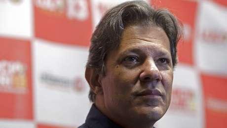 O ex-prefeito de São Paulo, Fernando Haddad (PT), deve herdar a candidatura de Lula à Presidência nas eleições deste ano