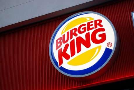 Logo do Burger King em loja da rede