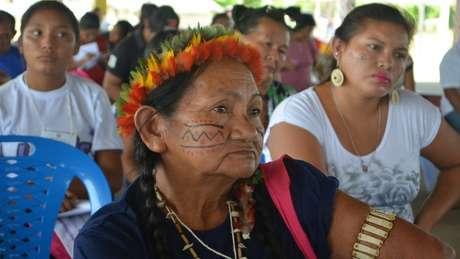 Terras indígenas se estendem por quase toda a extensão da fronteira do Brasil com a Venezuela