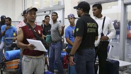 Venezuelanos em Boa Vista, Roraima, onde onda migratória virou tema eleitoral
