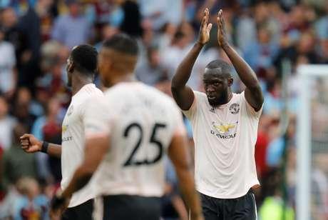 Lukaku desfalca o Manchester United