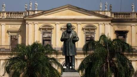 Museu Nacional foi fundado em 6 de agosto de 1818 por Dom João 6º
