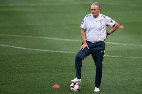Seleção Brasileira voltou a treinar após a Copa do Mundo