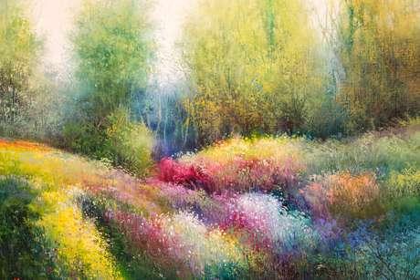 Setembro é o mês que o solstício da primavera é comemorado em todo hemisfério Sul