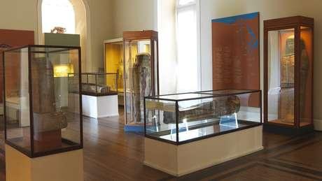 Boa parte das múmias que estavam no Museu haviam passado por tomografias computadorizadas, diz pesquisador