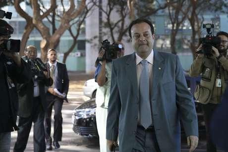 O líder do presidente Michel Temer (MDB) no Congresso, deputado federal André Moura (PSC), pediu ao Supremo Tribunal Federal para manter seu foro privilegiado em uma investigação sobre suposta compra de votos nas eleições de 2014