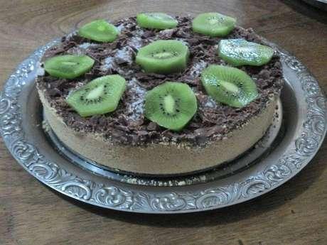Torta kiwi