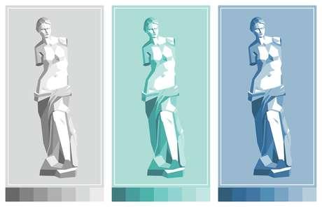 Estátua de Vênus de Milo, Afrodite, deusa do amor