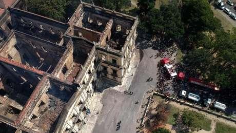 Incidente no Museu Nacional foi o oitavo incêndio em dez anos a atingir prédios do patrimônio cultural e científico do país