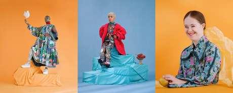 Mama Cax, blogger, modelo e amputada, Jillian Mercado, que tem distrofia muscular espástica, eChelsea Werner, ginasta e modelo com síndrome de Down, são as estrelas da edição de setembro da 'Teen Vogue'