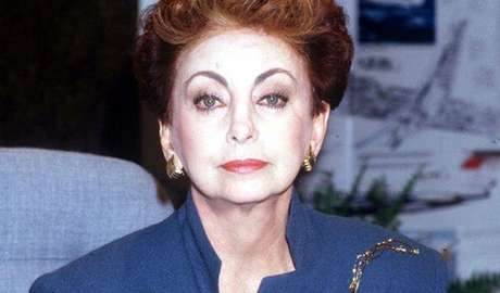 Beatriz Segall sempre interpretou mulheres ricas, chiques e de personalidade marcante