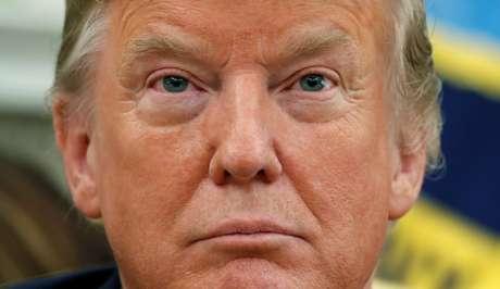 Presidente dos EUA, Donald Trump, durante reunião na Casa Branca 05/09/2018 REUTERS/Kevin Lamarque