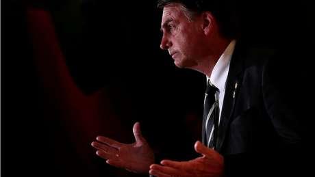 Jair Bolsonaro é candidato à Presidência da República pelo PSL