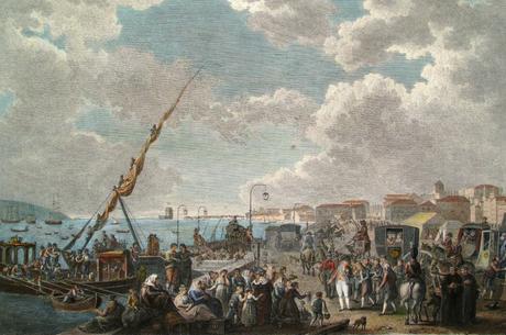 Família real portuguesa fugiu de Portugal rumo a Brasil por causa de Napoleão Bonaparte