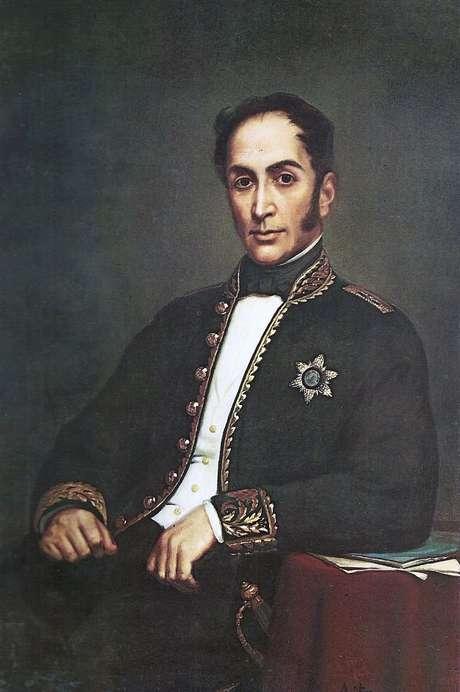 Militar liberal e líder político venezuelano, Simón Bolívar foi um dos primeiros a lutar pela descolonização da América Espanhola