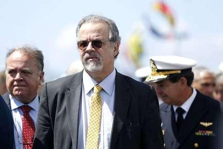O ministro da Segurança Pública, Raul Jungmann