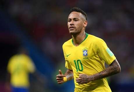 Neymar será o capitão fixo da Seleção daqui pra frente