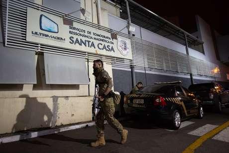Médica da Santa Casa de Juiz de Fora detalhou o atendimento a Bolsonaro