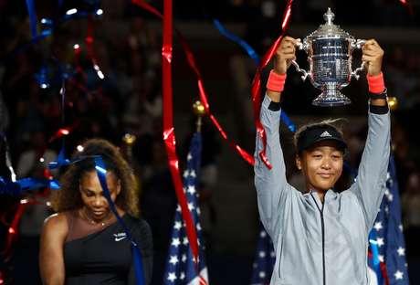 Naomi Osaka conquistou o primeiro Grand Slam da carreira