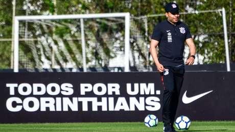 Jair Ventura estreia neste domingo pelo Corinthians e tenta fazer o time voltar a brilhar (Foto: Gero Rodrigues)