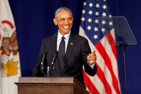 Barack Obama governou os EUA entre 2008 e 2016
