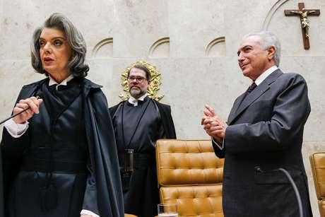 Toffoli substitui Carmen Lúcia na presidência e, nos bastidores de Brasília, a expectativa é de que sua experiência política contribua para reduzir as tensões que marcaram a gestão da ministra