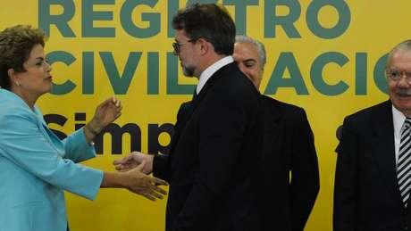 Ao longo da carreira, Toffoli demonstrou forte conexão com o PT