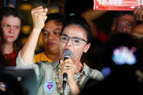 Marina Silva é candidata à presidência pela Rede