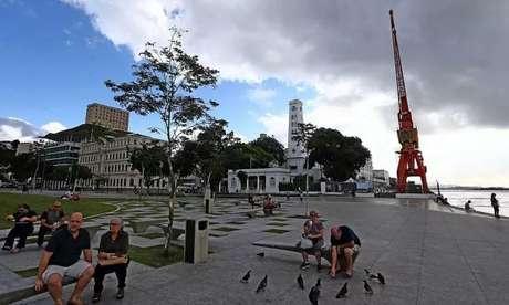 Rio de Janeiro: Porto Maravilha vai servir de base para navios