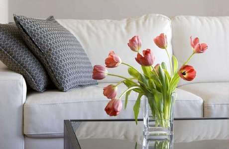 1. Há diversos tipos de flores que podemos utilizar para decorar nossa casa.