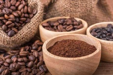 Pó de café