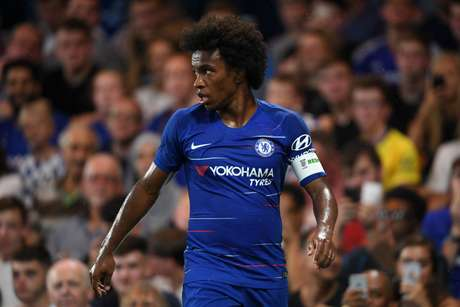Jogador brasileiro afirmou que pretende continuar no Chelsea
