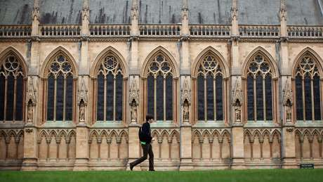 Na Europa, a mais bem colocada do ranking é a Universidade de Cambridge