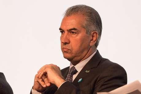 Governador do Mato Grosso do Sul, Reinaldo Azambuja (PSDB) é candidato à reeleição