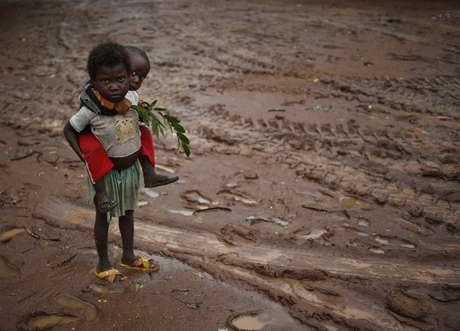 Abalada por conflitos, a República Centro-Africana foi o local mais infeliz do mundo no ano passado, e o Iraque ficou em segundo lugar, de acordo com ranking do instituto Gallup