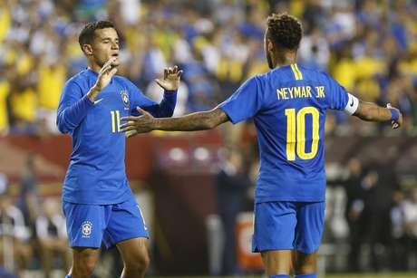 Brasil x El Salvador